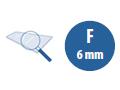 F 6mm